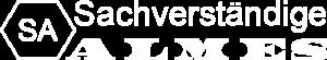 sachverständige almes logo-1 weiß
